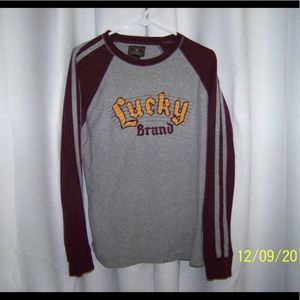 the lucky brand shirt